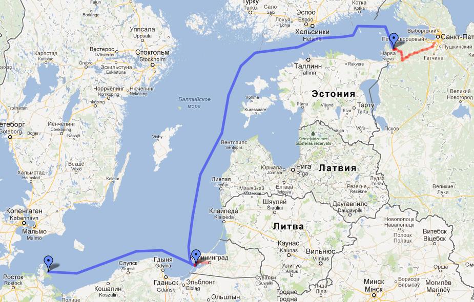 Истребители воздушной полиции НАТО дважды перехватывали военные самолеты РФ над Балтикой - Цензор.НЕТ 14