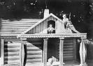 Домик для детей в парке