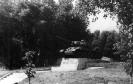 Мемориал с танком Т-34