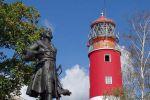 Памятник Петру Первому в Балтийске