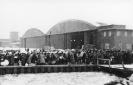 Эвакуация немецких беженцев с косы
