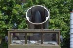 Самоходная пусковая установка СПУ-35Б ракетного комплекса Редут